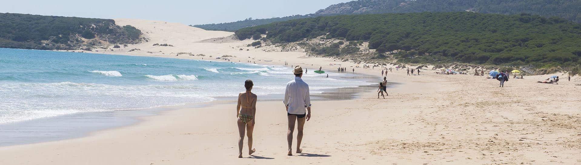 Bolonia-stranden i Andalucia