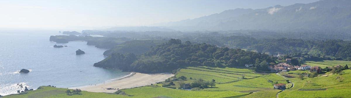 Asturias er et av de mest ukjente reisemålene i Spania